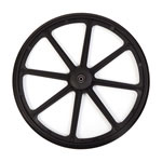 Medline Wheel, Rear, No Handrim, for Excel Wheelchair