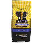 Westrock Coffee, Meza Morning, Med Roast, 12oz, Yellow/Black