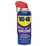 WD-40 11 oz. Lubricant w/Smart Straw