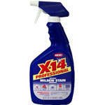 WD-40 X-14 Mildew Stain Remover, 32oz, Bottle