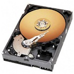 Western Digital Hard Drive Disk, 120 GB, 7200RPM