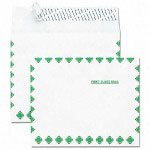 Westvaco Expansion Envelopes, 12 x 16 x 2, Open Side, First Class, 50/Box