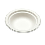 Bridge-Gate 12oz White Sugarcane Bowl