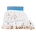 Wilen Natural Synthetic Cotton/Rayon Mop Heads, Large