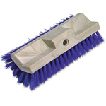"Wilen Multi-Scrub Brush, 1-3/4"" Bristles, Blue"