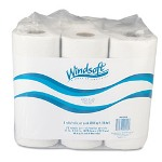 Windsoft 2420 Recycled 2-ply Paper Towel Rolls