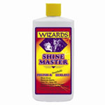 RJ Star Shine Master Polish and Breathable Sealant, 16 oz Bottle, Easy-On, Easy-Off, No Streaks or Smears