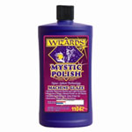 RJ Star Mystic Polish Nano-Sphere Technology Machine Glaze, 32 oz Bottle, Removes Swirls, Scratches