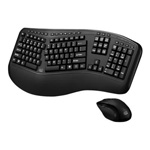 Adesso Tru-Form Media 1500 - Keyboard And Mouse Set