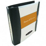 "Wilson Jones® Smartview 1 1/2"" View Binder, Black"
