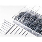 Wilmar 1,000 Piece Cotter Pin Hardware Kit