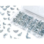 Wilmar 150 Piece Wing Nut Hardware Kit