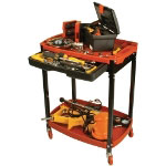 Wilmar Compact Mechanic's Shop Cart