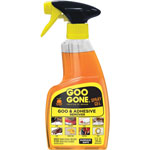 Goo Gone® Spray Gel, 12oz., 6/CT, Orange