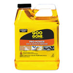 Goo Gone® Pro-Power Cleaner, Citrus Scent, 1 qt Bottle, 6/Carton