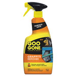 Goo Gone® Graffiti Remover, 24 oz Spray Bottle, 4/Carton