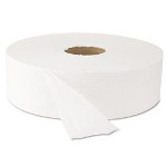 Windsoft Super Jumbo Roll Toilet Tissue, Two Ply, 6 Rolls/Carton