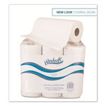 Windsoft Bulk Paper Towel Roll, 11 x 8 4/5, White, 6 Rolls/Pack