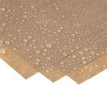 "Box Partners 18"" x 1500' Waxed Kraft Paper"