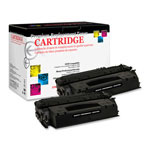 West Point Products Toner Cartridge, 7000 Page Yield, Black