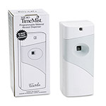 Timemist Micro Ultra Concentrated Metered Aerosol Dispenser, White/Gray, 3w x 3d x 7h