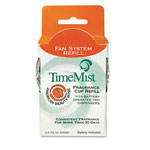 Timemist Fragrance Cup Refill for Dispenser, American Beauty Rose, 12/Carton