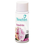 Timemist Aerosol Ultra Concentrated Air Freshener Refills, French Kiss