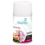 Timemist Aerosol Metered Air Freshener Refills, French Kiss