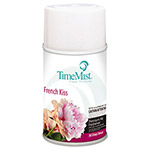 Timemist Aerosol Ultra Metered Air Freshener Refills, French Kiss