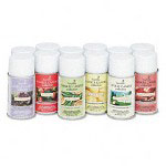 Timemist Aerosol Yankee Candle® Metered Air Freshener Refills, Assortment, Carton of 12 Cans
