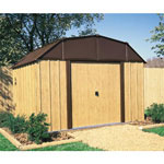 Arrow Woodview 10'x8' Storage Shed