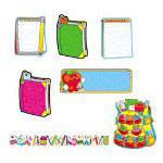 Carson Dellosa Publishing Company School Tools Classroom Decorating Set
