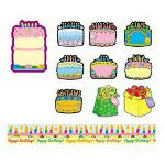 Carson Dellosa Publishing Company Birthday Classroom Decorating Set