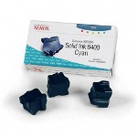 Xerox ColorStix® Refills for Phaser™ 8400 Solid Ink Color Printer, 3 Cyan