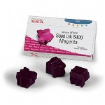 Xerox ColorStix® Refills for Phaser™ 8400 Solid Ink Color Printer, 3 Magenta