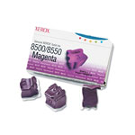 Xerox 3PK MAGENTA SOLID INK STICK FOR