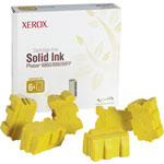 Xerox 108R00746, 108R00747, 108R00748, 108R00749 Solid Ink Sticks, Yellow