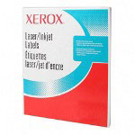 "Xerox Copier Labels, 2 3/5""x1 1/2"", White"