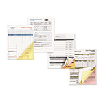 "Xerox Carbonless Paper, 5-Part Reverse, 8 1/2""x11"", Goldenrod/Pnk/Canary/Blue/White"