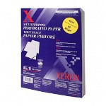 "Xerox Specialty Business Paper, 24 lb., 3 2/3"" Horiz Perf, White"