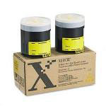 Xerox Copy Cartridges for Copier Models DC12, Color Series 50, Yellow, 2/Pack