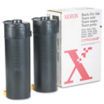 Xerox Copier Toner Cartridge for 5337, 5340, 5343, 5350, 5352, 5665, Black, 2/Pack
