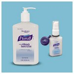 Purell Purell Purell Instant Sanitizer with Dermaglycerin