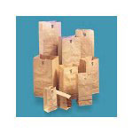 Duro Paper Grocery Bags, 8#, Natural