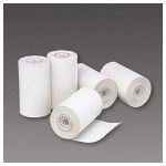 "PM Company Thermal Rolls for Cash Registers/Point of Sale, 1-15/32"" x 150 Feet, 10/Pack"