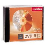 Imation HD DVD R DL Recordable Disc, 1x, 15GB, Jewel Case, Silver