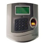 Acroprint Time Recorder Time Recorder 010231000 Time Q Plus Biometric Time & Attendance System, Up to 125 Employees