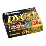Panasonic AY DVM80EJ Mini DV tape - 1 x 80min
