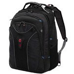 SwissGear® Carbon Backpack - Notebook Carrying Backpack
