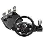 Guillemot Corporation Rally GT Force Feedback Pro Clutch Edition - Wheel, Pedals And Gear Shift Lever Set